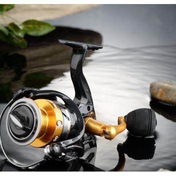 Máy câu cá Alivion STR 6000 tặng kèm 1 lô phụ