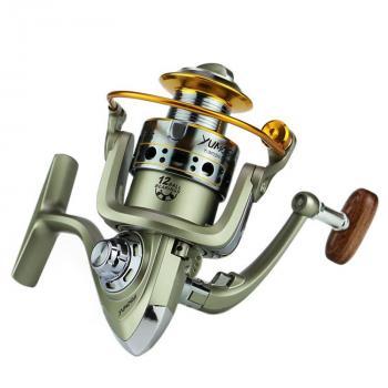 Máy câu cá YUMOSHI LC 6000 -7000 tặng 100m cước