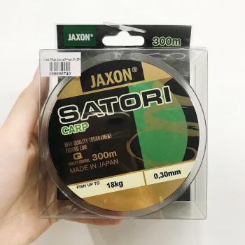 Cước trục câu cá Jaxon Satori 300m
